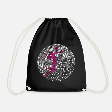 Volley Volley Girl (Perl One Edition) - Mochila saco