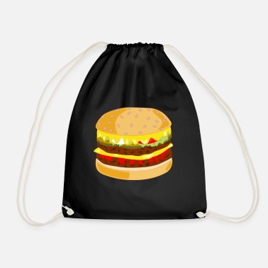 Hamburger hamburger - Sac de sport léger