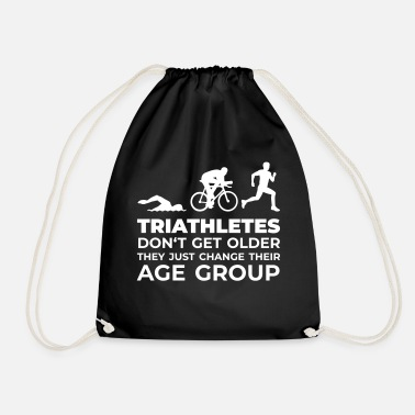 Age-group Triathletes - Age Group - Drawstring Bag