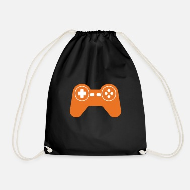 Gamepad gamepad! - Drawstring Bag