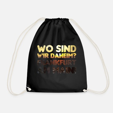 Frankfurt Am Main Frankfurt am Main Sunshine - Drawstring Bag