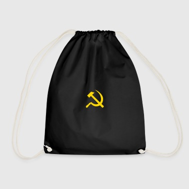 hammer and sickle - Drawstring Bag