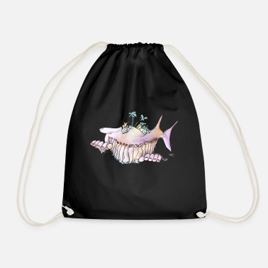 Dependency it depends on - Drawstring Bag