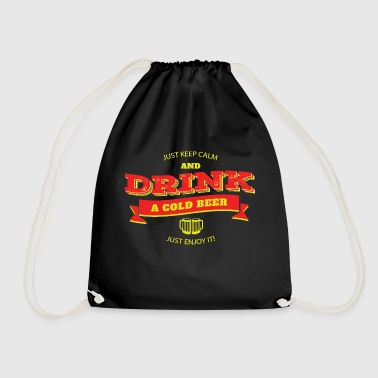 Performance Beer performance - Drawstring Bag