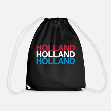 Hollande HOLLANDE - Sac à dos cordon