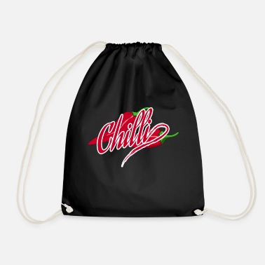 Chilli Chilli - Drawstring Bag