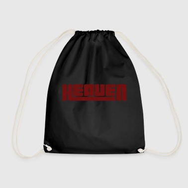 Heaven heaven - Drawstring Bag