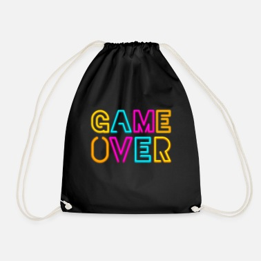 Game Over Game over - Sacca sportiva