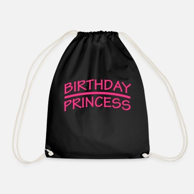 Happy Birthday Happy Birthday Princess - Gymtas
