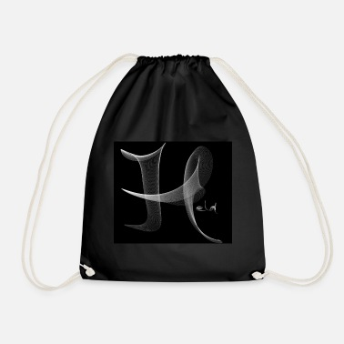 Hero hero - Drawstring Bag