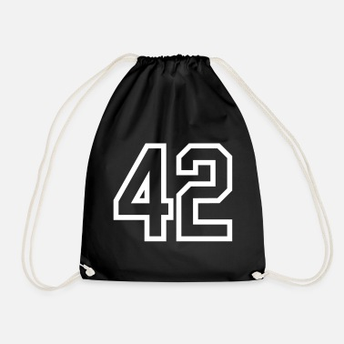 Forty forty-two - Drawstring Bag