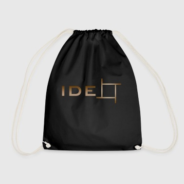 Idea - idea - Drawstring Bag