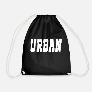 Urban urban - Drawstring Bag