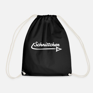 Piece White pieces - Drawstring Bag