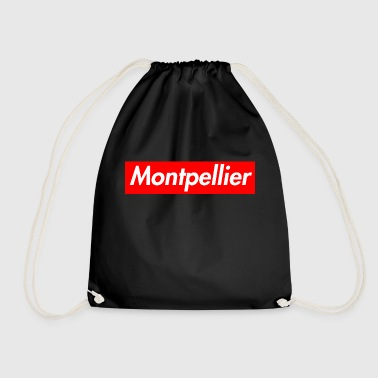 Montpellier, city in France - Drawstring Bag