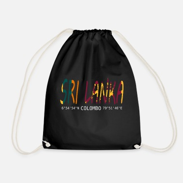 Colombo Sri Lanka Colombo - Drawstring Bag