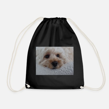 Rest Resting - Drawstring Bag