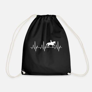 Heartbeat ECG Equitation Equitación Ecuestre Ecuestre deportivo ... 8e84a2cbb6c