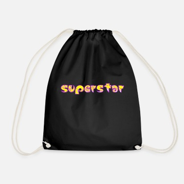 Superstar Superstar! - Sac à dos cordon