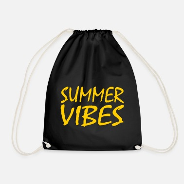 I Love Summer Vibes - Turnbeutel