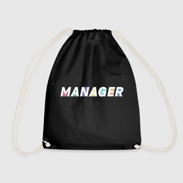 Il manager - Sacca sportiva