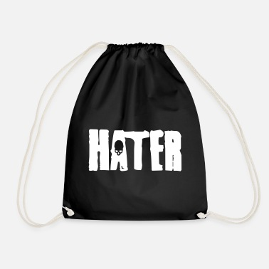 Hater Hater - Mochila saco
