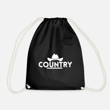 Country country. country gift - Drawstring Bag