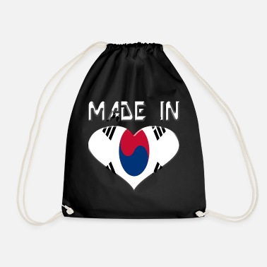 Korean Korean Republic - Drawstring Bag