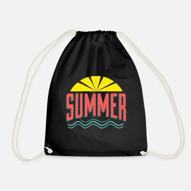 Summer Summer summer - Drawstring Bag