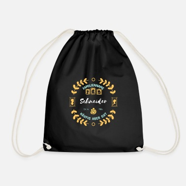 Cutter cutter - Drawstring Bag