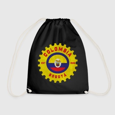 Colombia Bogota since 1538 - Drawstring Bag
