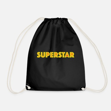 Superstar superstar - Drawstring Bag