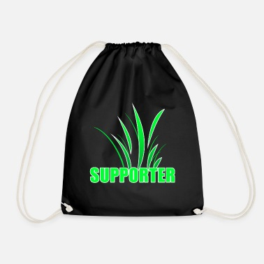 Support Supporter - Drawstring Bag