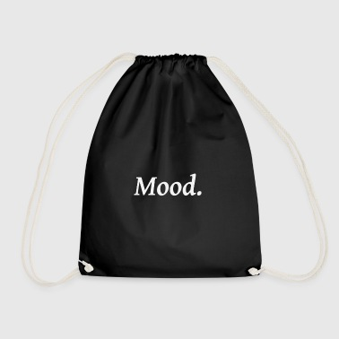 Mood. - Drawstring Bag