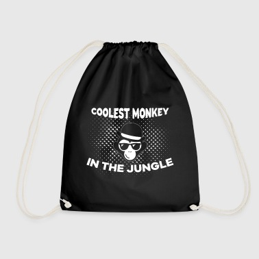 Monkey jungle bosque primitivo regalo - Mochila saco