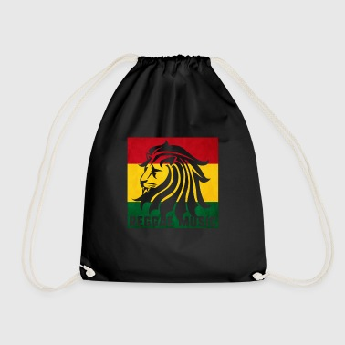 Reggae Music Reggae music - Drawstring Bag