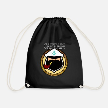 Captain CAPTAIN / CAPTAIN - Drawstring Bag