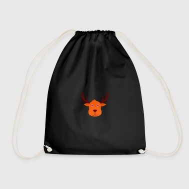 Moose Moose - - Drawstring Bag