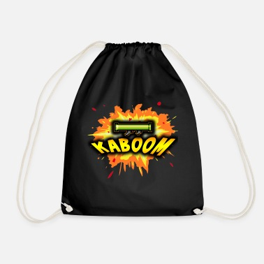 9afb20ed23 Shop Kaboom Drawstring bag online
