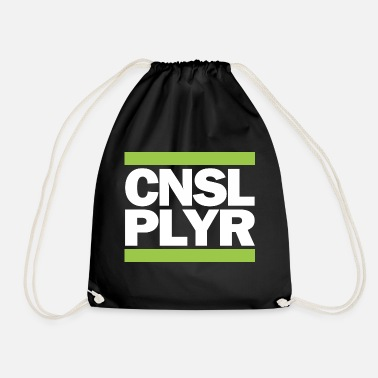 Console CONSOLE PLAYER / console players - Drawstring Bag