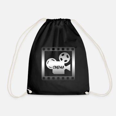 Cinema Cinema - Drawstring Bag
