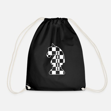 Chess Chess, Chess - Drawstring Bag