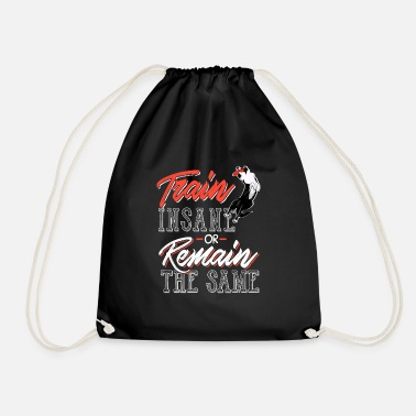 Collie Border collie - Drawstring Bag