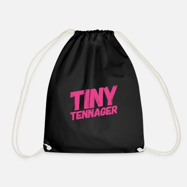 Teen TINY teen - Drawstring Bag
