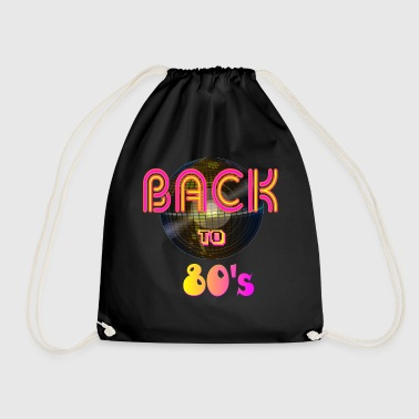 disco - Drawstring Bag