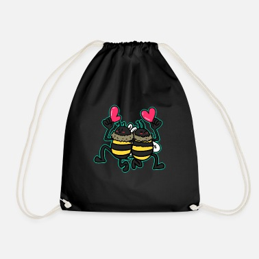 Couple Love Couples, love, couple - Drawstring Bag