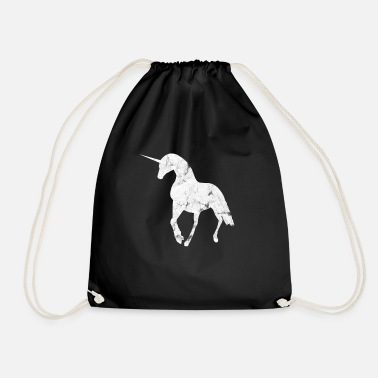 Fable Unicorn fable - Drawstring Bag