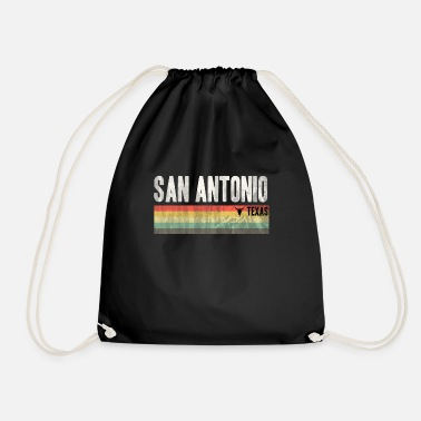 Conception de San Antonio au Texas | Texas Proud Design - Sac à dos cordon