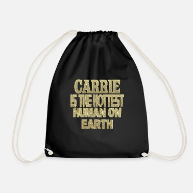 Carry Carrie - Drawstring Bag