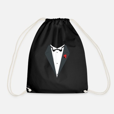 Occasion Cheap suit for the special occasion - Drawstring Bag